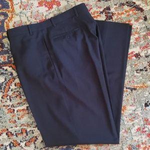 Navy Blue Ralph Lauren Slacks/Dress Pants 36x34